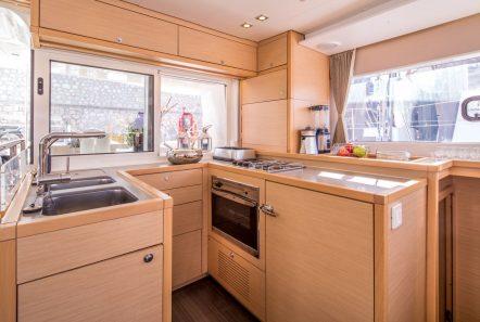 new horizons catamaran galley_valef -  Valef Yachts Chartering - 5066