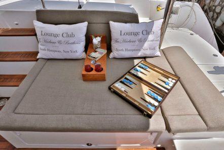 new horizons catamaran gameboard_valef -  Valef Yachts Chartering - 5065