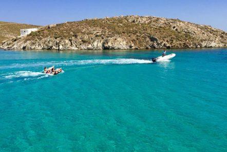 new horizons catamaran water sports_valef -  Valef Yachts Chartering - 5058