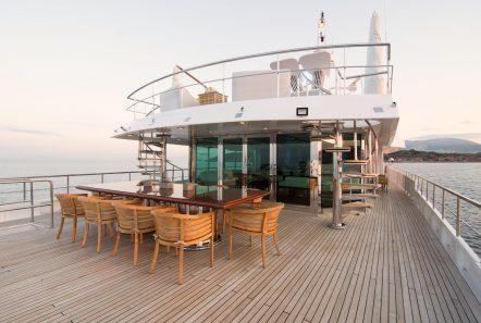 o_natalina aft dining (3)_valef -  Valef Yachts Chartering - 4976
