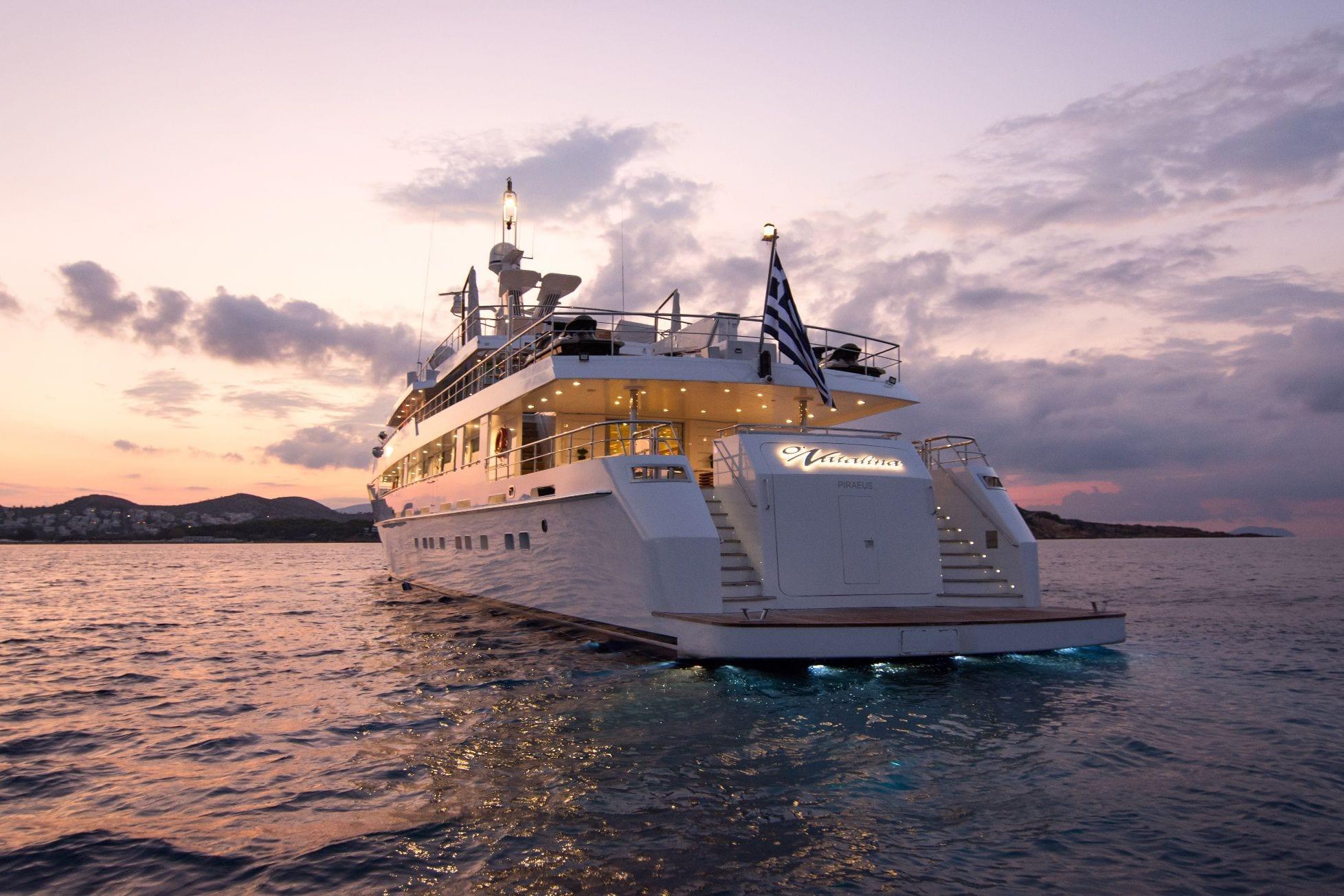 o_natalina evening (1)_valef -  Valef Yachts Chartering - 5006