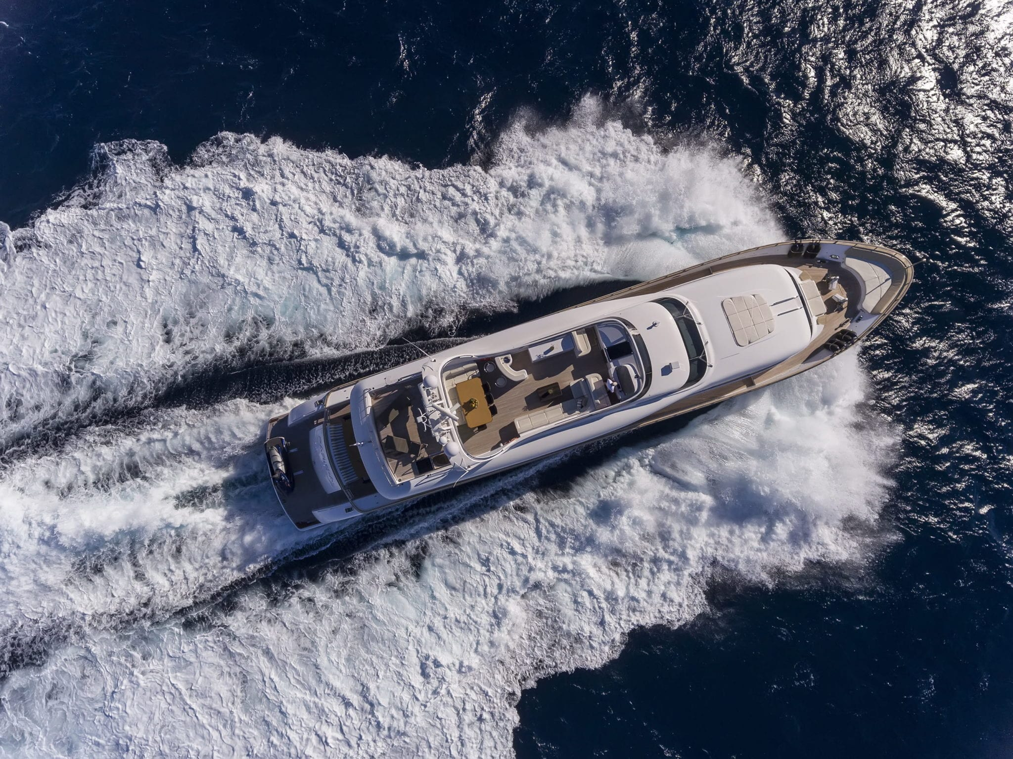 paris a motor yacht aerial min -  Valef Yachts Chartering - 4758