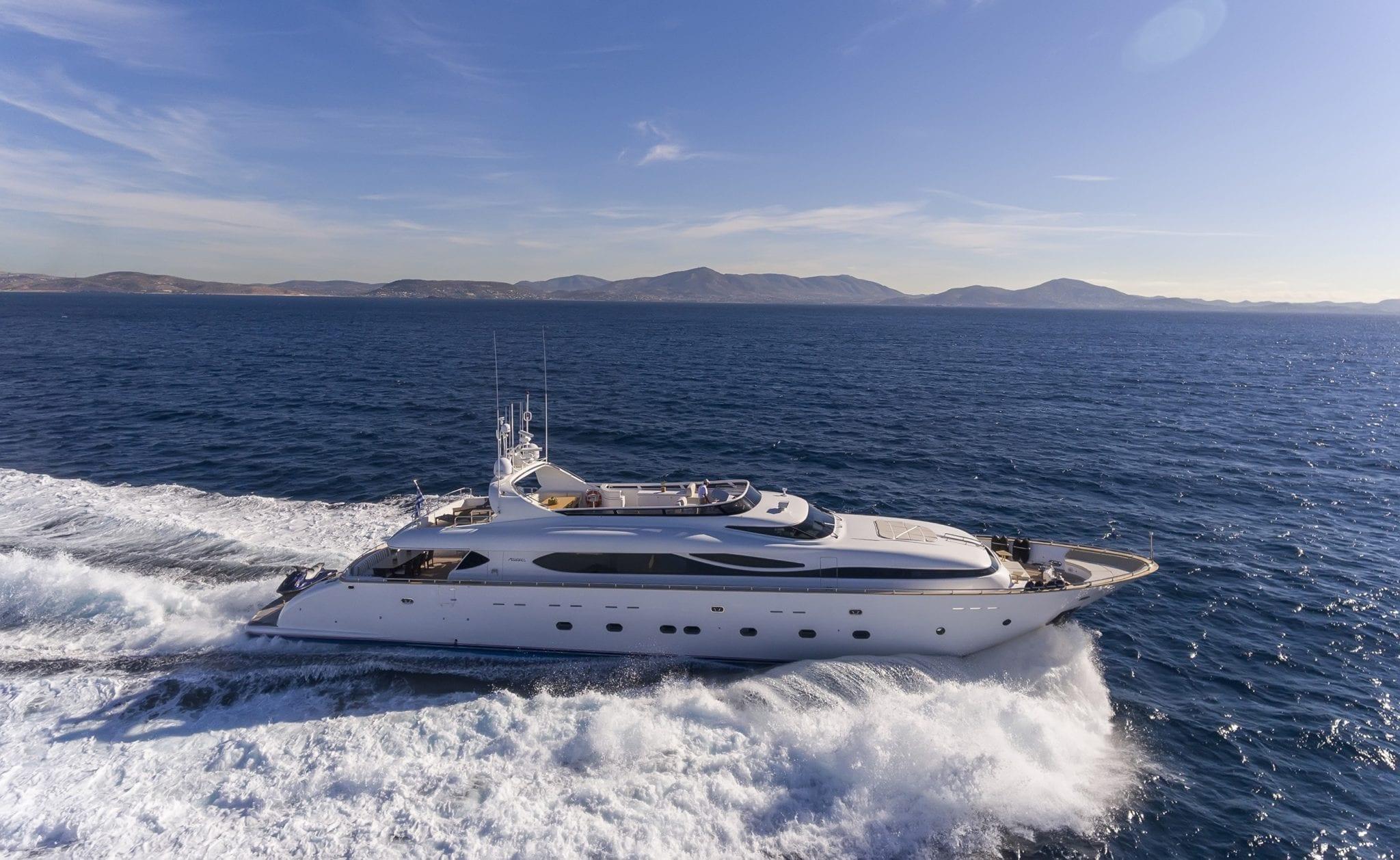 paris a motor yacht prodile min -  Valef Yachts Chartering - 4752
