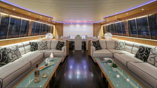 paris a motor yacht salon min -  Valef Yachts Chartering - 4751