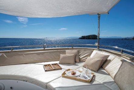 paris a motor yacht unique sunbathing min -  Valef Yachts Chartering - 4749