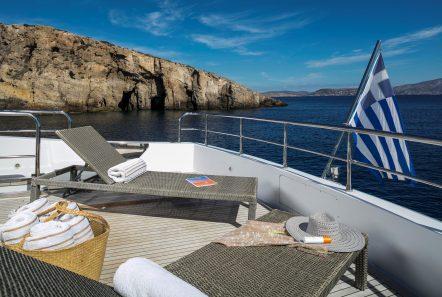 paris a motor yacht upper deck min -  Valef Yachts Chartering - 4747