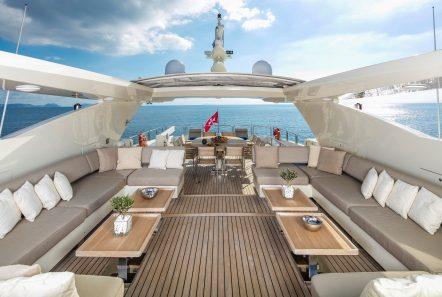rini motor yach sundeck -  Valef Yachts Chartering - 4866