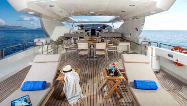 rini motor yacht sundeck (1) -  Valef Yachts Chartering - 4856