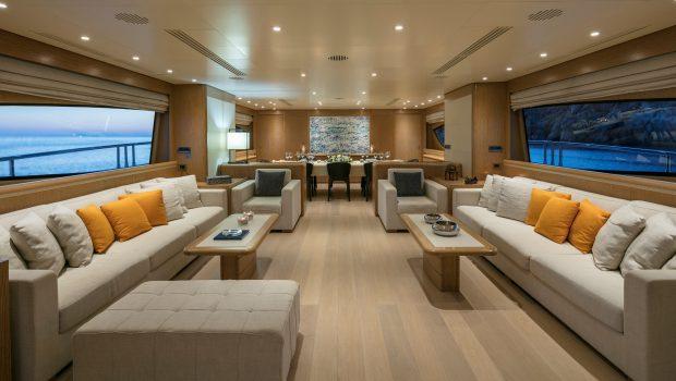 rini v motor yacht salon min -  Valef Yachts Chartering - 4833