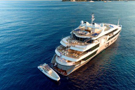 serenity superyacht aerials (2) min -  Valef Yachts Chartering - 4238