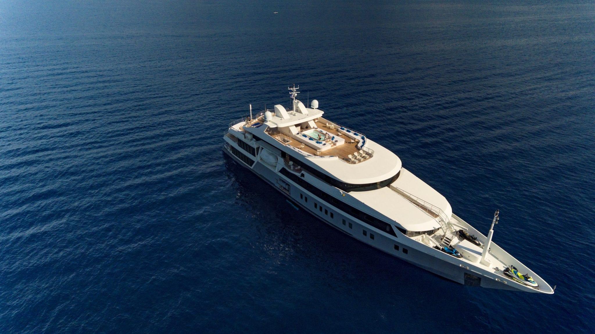 serenity superyacht aerials (3) min -  Valef Yachts Chartering - 4186