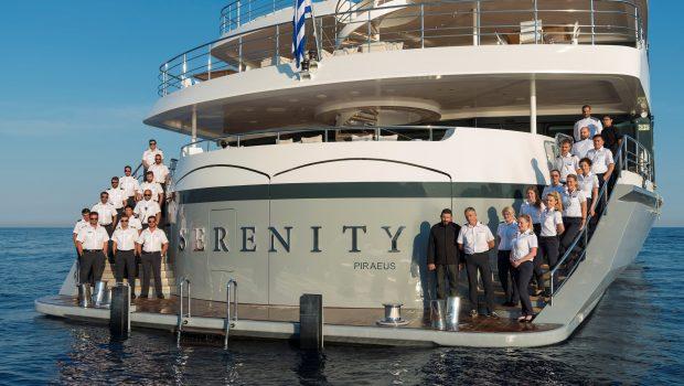 serenity superyacht aft min -  Valef Yachts Chartering - 4233
