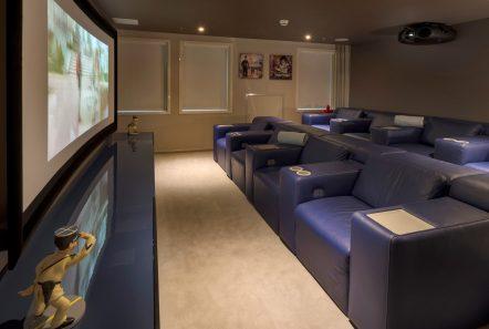 serenity superyacht cinema min -  Valef Yachts Chartering - 4207