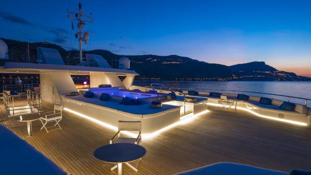 serenity superyacht deck (2) min -  Valef Yachts Chartering - 4205