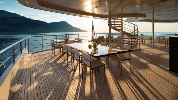 serenity superyacht deck (8) min -  Valef Yachts Chartering - 4199