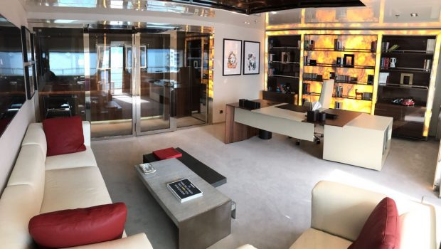serenity superyacht salon1 min -  Valef Yachts Chartering - 4255