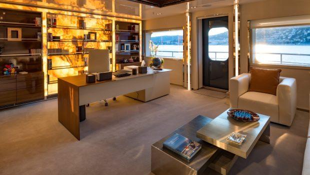 serenity superyacht salons (1) min -  Valef Yachts Chartering - 4254