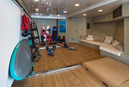 serenity superyacht seatoy garage min -  Valef Yachts Chartering - 4170