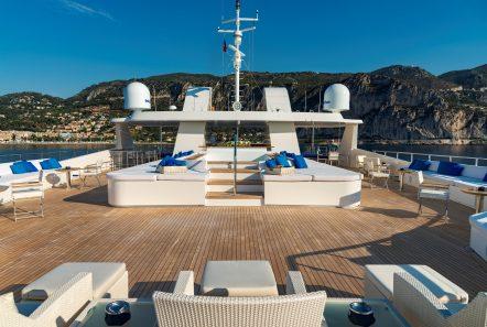 serenity superyacht sundeck (2) min -  Valef Yachts Chartering - 4248
