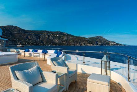 serenity superyacht sundeck (4) min -  Valef Yachts Chartering - 4246