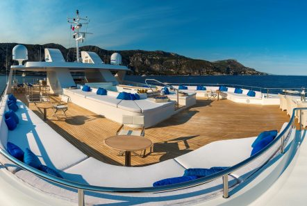 serenity superyacht sundeck (5) min -  Valef Yachts Chartering - 4245