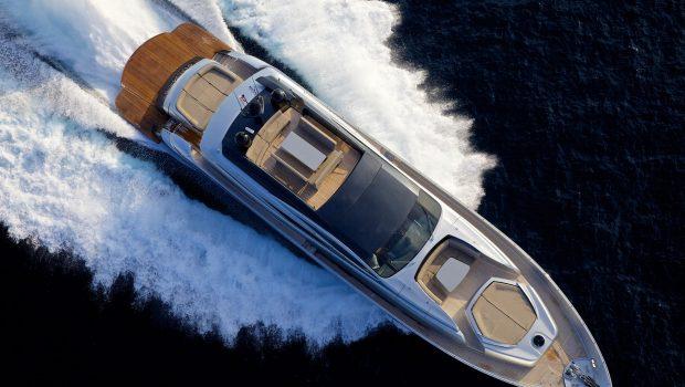 solaris motor yacht aerial min -  Valef Yachts Chartering - 4658