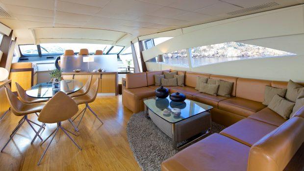 solaris motor yacht salon3 min -  Valef Yachts Chartering - 4650