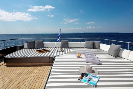 summer dreams motor yacht sun deck min -  Valef Yachts Chartering - 4722