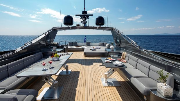 summer dreams motor yacht sun deck2 min -  Valef Yachts Chartering - 4723
