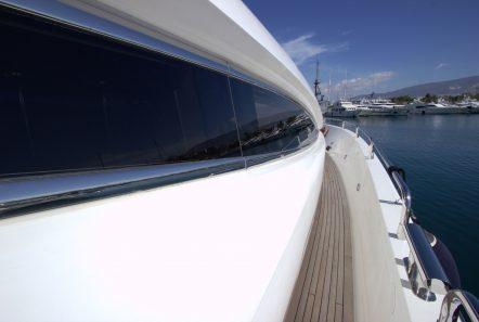 ti amo motor yacht side min -  Valef Yachts Chartering - 4000
