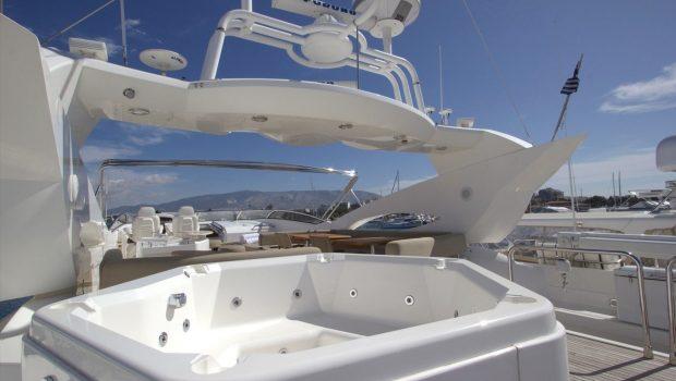 ti amo motor yacht sun deck (8) min -  Valef Yachts Chartering - 4031