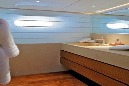 tropicana motor yacht bath_valef -  Valef Yachts Chartering - 5136