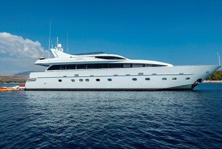 tropicana motor yacht profile_valef -  Valef Yachts Chartering - 5134