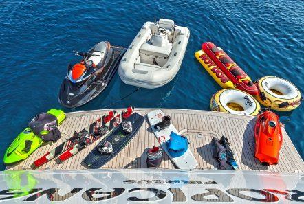 tropicana motor yacht seatoys_valef -  Valef Yachts Chartering - 5144