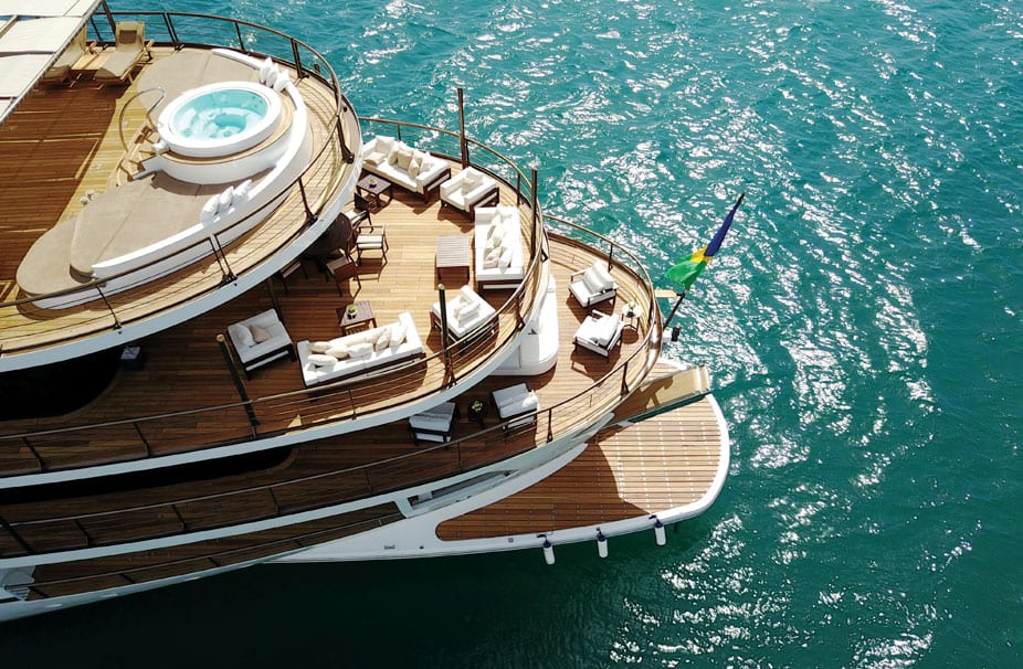 Full-service luxury yacht charter Greece | Valef Yachts