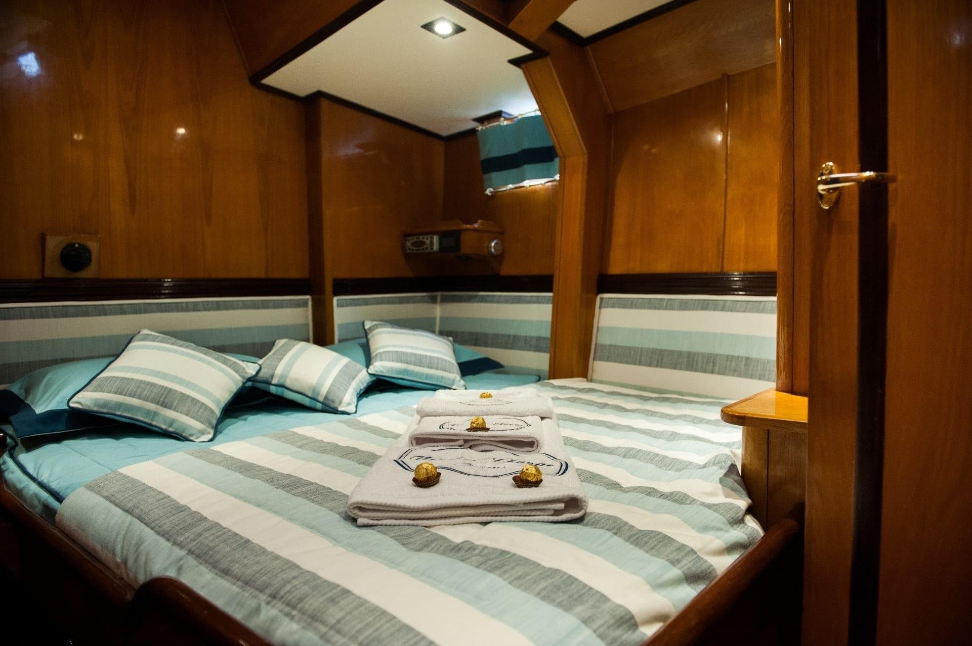 wind of change sailing yacht cabin min -  Valef Yachts Chartering - 3720