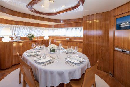 zambezi motor yacht salon min -  Valef Yachts Chartering - 5261