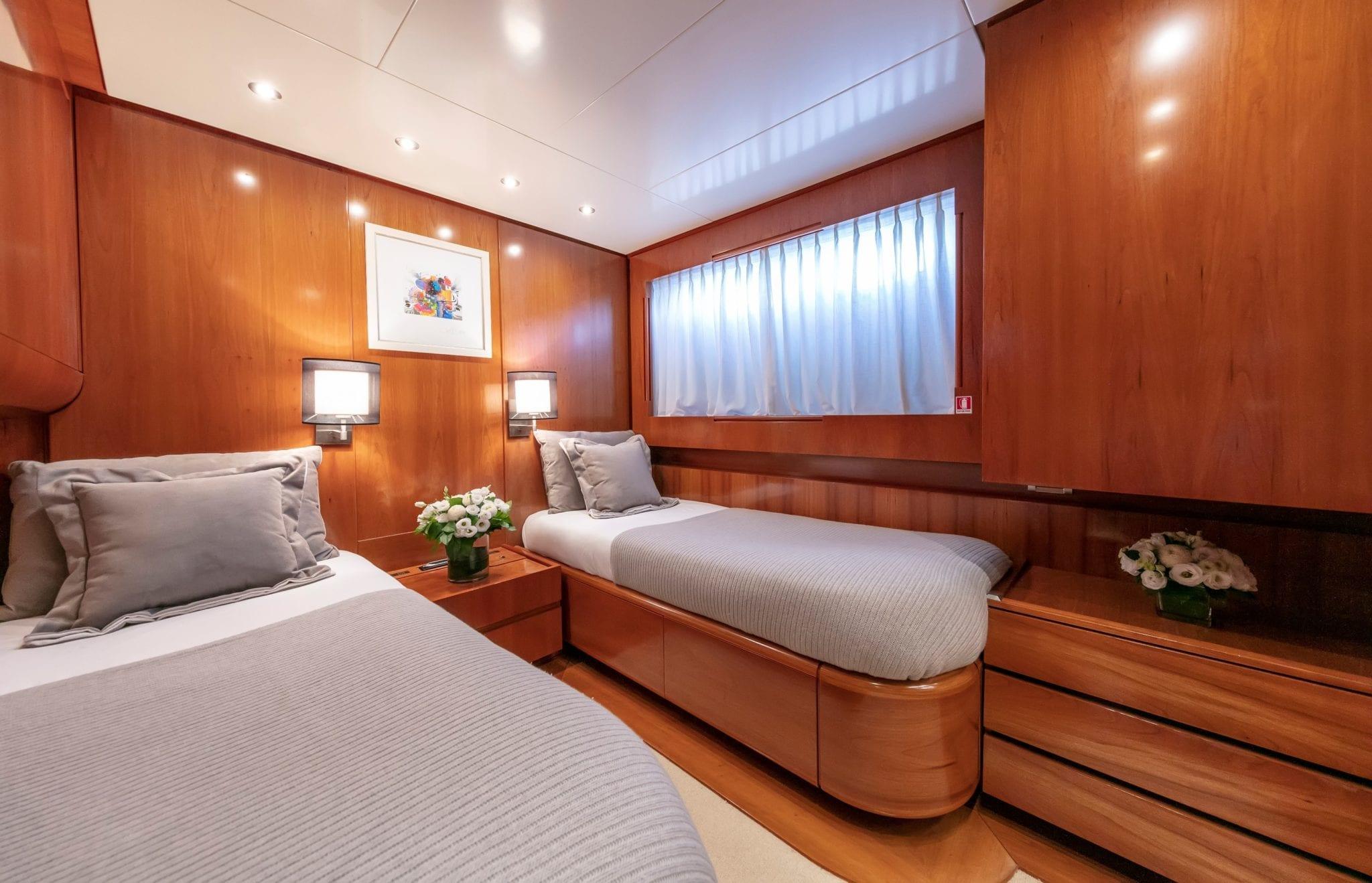 zambezi motor yacht twin2 min -  Valef Yachts Chartering - 5259