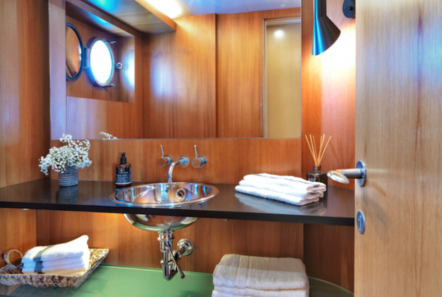 HAPPY DAY bathrooms details -  Valef Yachts Chartering - 3437