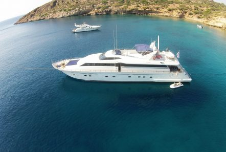 absolute king aerial (2) min -  Valef Yachts Chartering - 2880