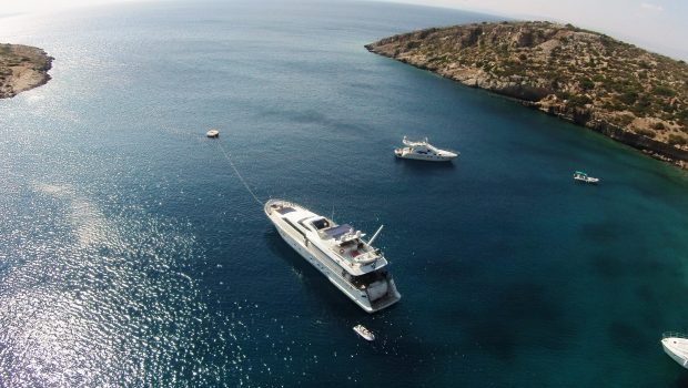 absolute king aerial (3) min -  Valef Yachts Chartering - 2879