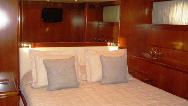 absolute king cabins (3) min -  Valef Yachts Chartering - 2882