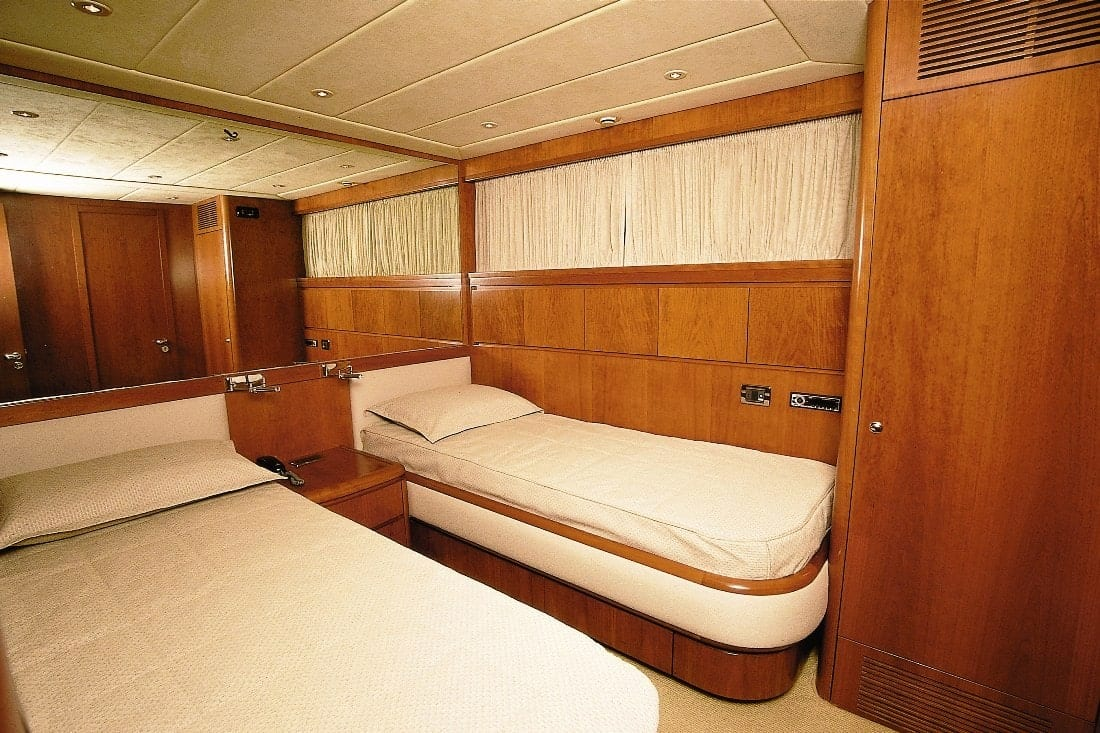 absolute king twins -  Valef Yachts Chartering - 2866