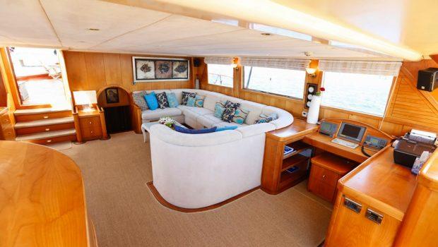 aegean schatz motor sailer gulet  (27) -  Valef Yachts Chartering - 3051