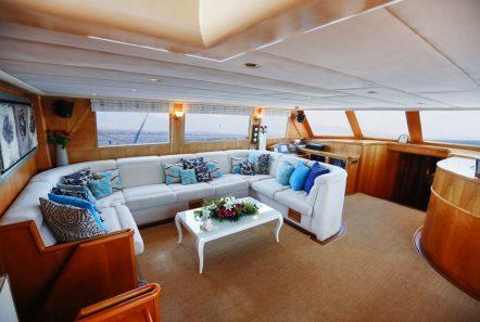 aegean schatz motor sailer gulet  (29) -  Valef Yachts Chartering - 3049