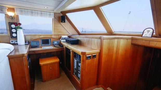aegean schatz motor sailer gulet  (30) -  Valef Yachts Chartering - 3048