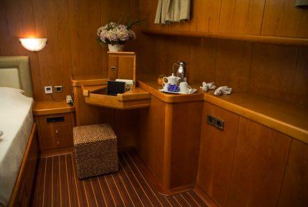 aegean schatz motor sailer gulet  (39) -  Valef Yachts Chartering - 3044