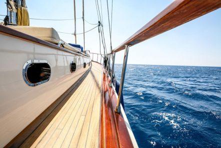 aegean schatz motor sailer gulet exterior (4) -  Valef Yachts Chartering - 3021