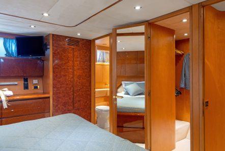 alandini motor yacht cabins (1) min -  Valef Yachts Chartering - 3510