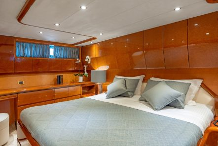 alandini motor yacht cabins (11) min -  Valef Yachts Chartering - 3500